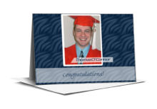 Snapshot Graduation Note Card